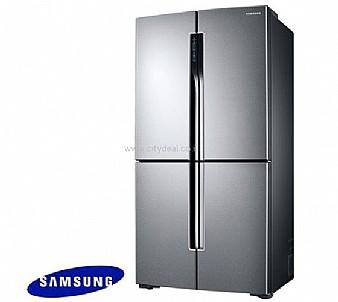 מרענן מקרר 4 דלתות בנפח כללי 700 ליטר דגם RF60J9000SLניתן להתרשם מהמקרר EL-91